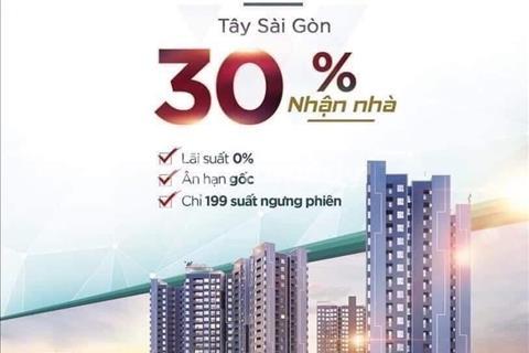 Chỉ 599 triệu sở hữu ngay căn hộ mặt tiền Nguyễn Văn Linh