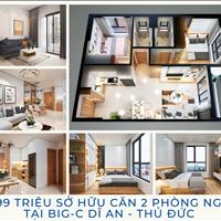 Cần bán căn hộ Bcons Green View ngay BigC Dĩ An cách cầu vượt Linh Xuân Thủ Đức 5 phút