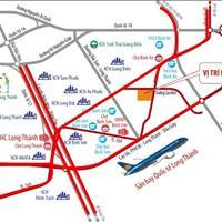 Bán đất nền dự án quận Long Thành - Đồng Nai giá 18 triệu/m2