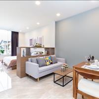 Căn hộ mini giá rẻ Studio gác lửng 1-2PN full nội thất, cầu SG hầm Thủ Thiêm thuận tiện đi Quận 1