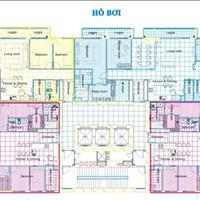 Bán căn hộ ghép Cantavil Premier Quận 2, sân vườn, diện tích 455m2, 5 phòng ngủ