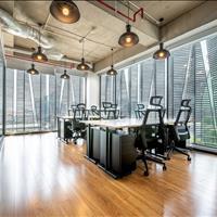 Tòa nhà văn phòng 2 mặt tiền đường Nguyễn Đình Chiểu, Quận 1, 2 hầm, 12 tầng