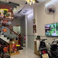 Bán nhà Quận 6 - TP Hồ Chí Minh, chuyển về quê cô Chín bán gấp nhà sổ riêng 1 trệt 1 lầu 3PN
