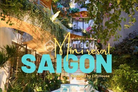 Tết này, hãy cùng CityHouse khám phá Resort mini mới toanh giữa lòng Sài Gòn
