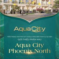 Nhà phố 5,5x20m vị trí trung tâm đảo Phượng Hoàng - Aqua City, giá chỉ từ 6 tỷ 900 triệu
