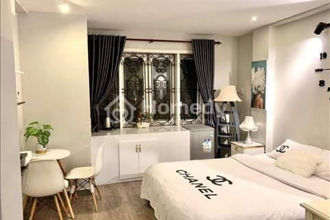 Cho thuê căn hộ chung cư mini mới Gò Vấp, giá siêu rẻ mới nhất 2021, gần CV Làng Hoa, 28m2 full NT