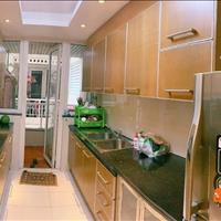 Cho thuê chung cư Sky Center, Phổ Quang, 100m2, 3 phòng ngủ nội thất đầy đủ, giá 16tr/tháng