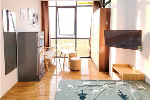 Trống 2 căn hộ tiện nghi tầng 6 và tầng 7 tòa nhà VnaHomes - 29 ngõ Hàng Cháo