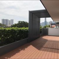 Biệt thự HOLM căn sân vườn cần bán, 272m2 đất, 3 tầng, nội thất cơ bản