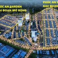 Bán 2 lô đất nền 90m2/lô nhà phố giá tốt chính chủ dự án Phúc An Garden Bình Dương
