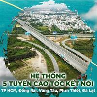 Khởi công sân bay QT Long Thành 05/01/2021, bán 112m2 đất thổ cư ngay TP biển Bà Rịa Vũng Tàu