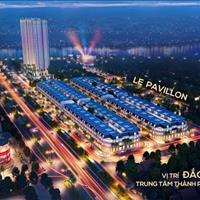 Mở Bán nhà phố thương mại shophouse quận Hải Châu trung tâm Đà Nẵng - Regal Le Pavillon