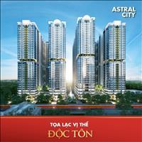 Mở bán dự án nổi bật nhất Bình Dương – Astral City, không gian xanh rộng lớn đến 60% tổng diện tích