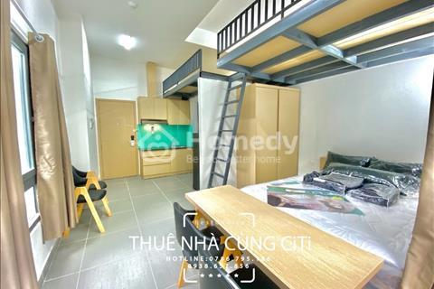 Cho thuê căn hộ mini full nội thất, giá rẻ nhất quận 4, đầy đủ tiện nghi, sát quận 1