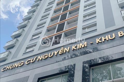 Bán căn 2 phòng ngủ 1WC chung cư Nguyễn Kim Quận 10, giá rẻ nhất tháp B