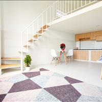 Căn hộ duplex - full nội thất - mới 100% - cửa sổ ban công thoáng mát - 40m2
