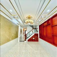Nhà 1 trệt 2 lầu mới hoàn thiện đường Ngô Tất Tố khu dân cư 91B - Giá 6,2 tỷ