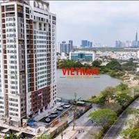 Chính chủ bán căn hộ 1PN+1, 64m2 đẹp nhất dự án, view công viên Hương Tràm, view sông Sài Gòn