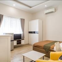 Studio Sàn Gỗ Cao Cấp - Sang Trọng - Full nội thất - Mới 100% - Khu an ninh Yên Tĩnh