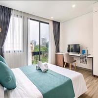 Căn hộ 1 Phòng ngủ, ban công lớn, 5 phút tới công viên Hoàng Văn Thụ, giá KM TẾT khủng