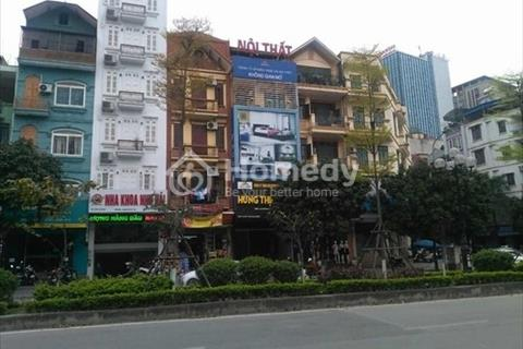 Cho thuê nhà mặt phố khu đô thị Đại Kim vừa ở vừa kinh doanh, ô tô đỗ cửa hoặc để trong nhà