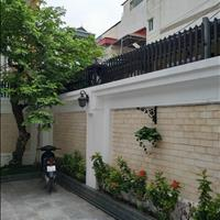 Bán biệt thự nhà vườn 165/200m2 x 5 tầng phố Nguyễn Khánh Toàn đang cho thuê 70tr/tháng