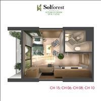 Chỉ với 260tr sở hữu ngay căn Studio tòa Sol Forest Ecopark - Tặng ngay 5 chỉ vàng - Ưu đãi cực lớn