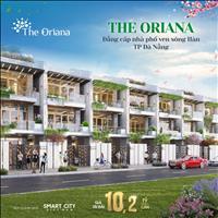 Bán gấp nhà phố trung tâm giá rẻ - 2 mặt tiền ven sông Đà Nẵng (The Oriana)