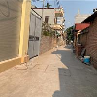 Cần bán lô đất đầu thôn Cự Đà, diện tích 41,4m2, khuôn viên đẹp, nở hậu