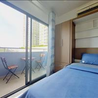 Cho thuê gấp căn hộ bancong🏙☄️giường thông minh khu vực thảo điền điền, Quận 2❤️full nội thất
