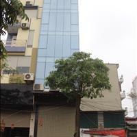 Phân Lô khu Bộ Giáo Dục Võ Chí Công, 67m2, 7 tầng, mặt tiền 5.5m, giá 15 tỷ, kinh doanh đỉnh
