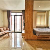 Cho thuê căn hộ 1PN, Studio - Mới xây - Đầy đủ nội thất ban công cửa sổ thoáng - Sát Lotte, Kênh Tẻ