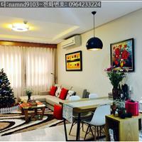 Cho thuê căn hộ 2 phòng ngủ full nội thất đẹp (chung cư Golden Palace) quận Nam Từ Liêm - Hà Nội