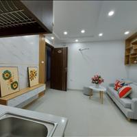 Bán chung cư mini Hoàng Văn Thụ - Tân Mai hơn 500tr/căn 1-2PN ô tô đỗ 40m2, full nội thất