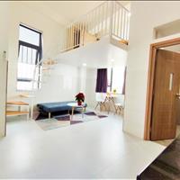 Căn hộ duplex mới Đẹp Tân Bình, đầy đủ nội thất cửa sổ thoáng, gác cao 1m7
