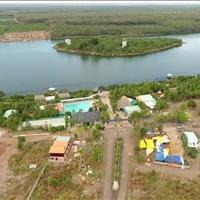 Đất xây trọ 1000m2 (20x50m) ngay KCN Becamex Chơn Thành, có sổ hồng riêng, 590tr, liên hệ