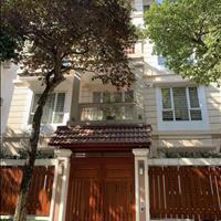 Bán biệt thự đẹp kinh doanh - Văn phòng, nhà hàng, Cafe 158m2 x 4 tầng MT10m khu đô thị mới Yên Hòa