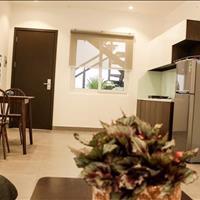 Căn hộ bếp riêng đầy đủ nội thất ngay cầu Nguyễn Văn Cừ Thuận tiện di chuyển sang quận 1- 4