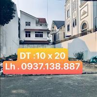 Kẹt tiền kinh doanh bán gấp 2 lô đất đường số 44, diện tích 100m2 đường 16m, sổ hồng riêng