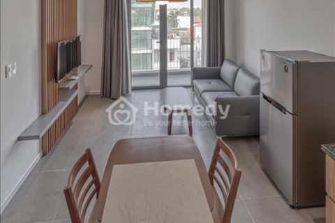 Căn hộ mini đủ nội thất cửa sổ, ban công gần cầu Sài Gòn, Thảo Điền, Bình Thạnh, Trần Não quận 2