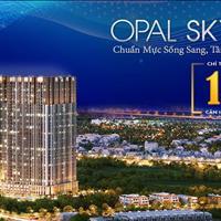 Căn hộ Opal Skyline từ 1,2 tỷ/căn - Cạnh sân Golf Sông Bé, Aeon Mall, thanh toán chỉ 1%/ tháng