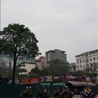 Bán đât phố Giang Văn Minh, Ba Đình, lô góc, hiếm, VIP, khách sạn, văn phòng, chung cư mini