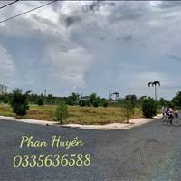 Bán Lô Góc 4 mặt tiền nằm sau khu Công nghiệp Tân Hương Tiền Giang