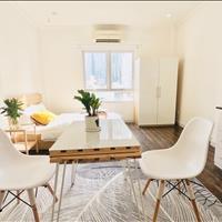 Cho thuê căn hộ full nội thất cửa sổ thoáng Quận 4 gần ĐH Luật TP.HCM
