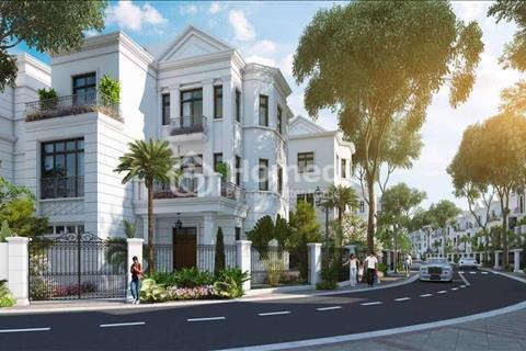 Từ 90 triệu/m2 sở hữu liền kề, biệt thự TT Trâu Quỳ, Gia Lâm, ngay cạnh Vinhomes Ocean Park