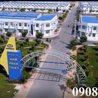 Khu đô thị Nam Phan Thiết nhà phố 1 trệt 1 lầu - liên hệ chủ đầu tư