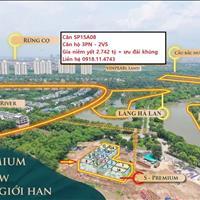 Sở hữu ngay căn hộ 3PN - 2WC tòa S - Premium Sky Oasis chỉ với 411tr vốn ban đầu.