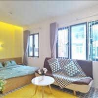 Căn hộ mới xây 1 phòng ngủ, máy giặt riêng, có chỗ ô tô, Hoàng Văn Thụ đi sân bay 10p, KM 50%
