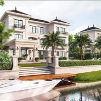 Bán Biệt Thự Vườn Saigon Garden Riverside Village ven sông quận 9, giá 26tr/m2, thanh toán 12,5%.