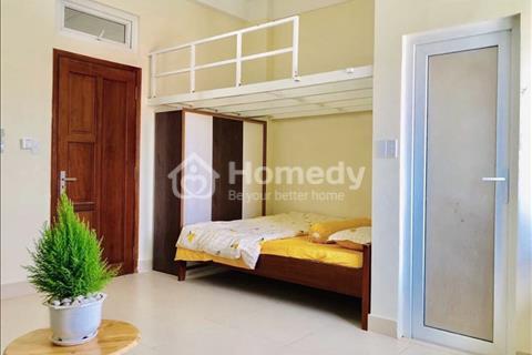 Cho thuê căn hộ duplex ngay khu công nghiệp tân bình , cầu tham lương , thoáng mát , an toàn